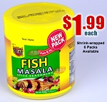 FISH MASALA Spice Seasoning