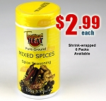 MIXED SPICES Seasoning