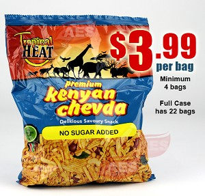KENYAN CHEVDA - NO SUGAR ADDED