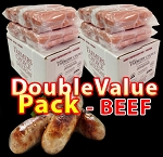 BEEF Double Value Pack