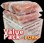 PORK Value Pack - Paddy's Farmers Choice Sausages