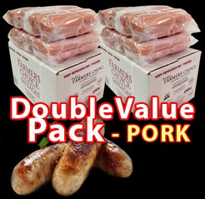 PORK Double Value Pack